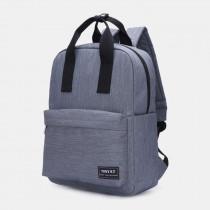 Men Waterproof Business Casual Light Weight Laptop Bag Backpack