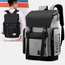 Men Large Capacity Light Weight Anti-Theft Backpack For Business Outdoor