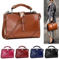 Women Large Handbag Shoulder Tote Purse Leather Hobo Messenger Crossbody Bag