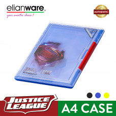Elianware DC Justice League (300 Pcs A4 Paper) A4 File Folder Case