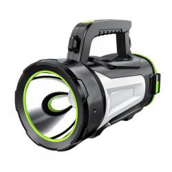 XANES S885C 1000Lumens 1000m USB Rechargeable Brightness Long-range LED Flashlight 18650 LED Camping Lights High LumenFlashlight