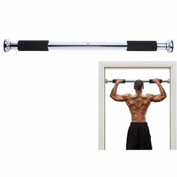 24-39inch Adjustable Door Wall Pull Up Bar Home Fitness Training Sport Exercise Tools