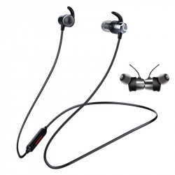 Lenovo X1 Magnetic Wireless bluetooth 5.0 Neckband Sports Earphone IPX5 Waterproof Stereo In-ear Headphone for Xiaomi Huawei