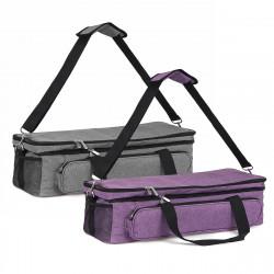 Zanlure Oxford Large Capacity Waterproof Fishing Bag Fishing Lure Bag Multifunctional Portable Shoulder Bag