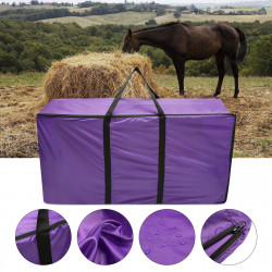 420D Large Tote Carry Waterproof Camping Horse Riding Gear Storage Bag Handbag