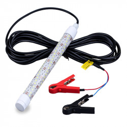 20W LED Fishing Lamp Underwater Fishing Lure Ligh Night Boat Attracts Fish