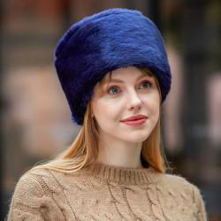 Hats Hoods Head Caps Fur Velvet Thickened Cold Warm Hat