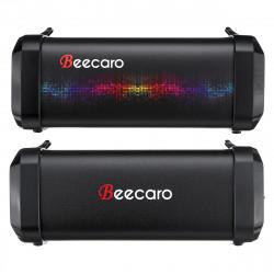 Beecaro F41B Outdoor Portable Wireless bluetooth Stereo Bass Speaker Loudspeaker Support TF Card