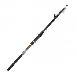 ZANLURE 4.5m Carbon Fiber Telescopic Spinning Pole Sea Fishing Rod