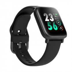IWOWN CS201 1.3inch Color Screen IP68 Smart Watch PPG Heart Rate Monitor Bracelet Fitness Tracker