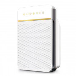 Air Purifier 650m/H HEPA Filter Home Germ Smoke Dust Cleaner w/ Remote Control Air Filter Air Cleaning Machine