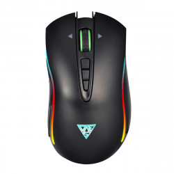 GAMEDIAS M8 Mamba Wired RGB Light Gaming Mouse 4000DPI RGB Backlit 7 Buttons Mouse