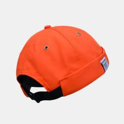 Street Sailor Brimless Hats Melon Hat Trendy Retro Eaves Quick-drying Landlord Hat