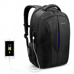 Tigernu T-B3105 15inch Laptop Bag 20L Waterproof Backpack USB Charging Shoulder Bag Camping Travel