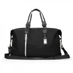 Portable Travel Bag Large Capacity Fitness Leisure Shoulder Bag Schoolbag For Student Men Lady