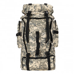 90L Outdoor Folding Bag Military Tactical Backpack Camping Climbing HIking Bag Luggage Bags