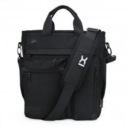 Multi-function Nylon Leisure Men Bag Large Capacity Tote Briefcases Shoulder Handbag Travel Hiking Bag