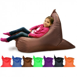 100*130CM Oxford Giant Large Kids Bean Bag Cover Indoor Outdoor Beanbag Garden Waterproof Cushion