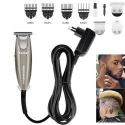 Kemei 701 Oil Head Carving Electric Clipper Notch Fader Bald Head Hair Professional Hair Clipper