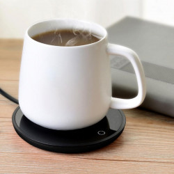 LyRay A10 Touch Sensor 15w Cup Heating Mat Electric Tea Warmer Two Gear Temperature Adjustable