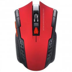 2000DPI 2.4GHz Wilreless 6 Key Portable Optical Mouse for Desktop PCs Laptops
