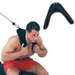 KALOAD Fitness Abdominal Crunch Straps Abdominal Muslc Trainer Belt Shoulder Support Gym Equipment