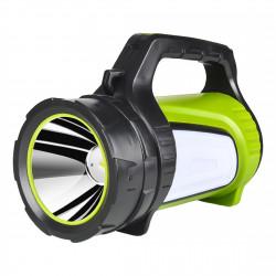 XANES JS-881C 1000Lumens 7 Modes USB Rechargeable Brightness Long-range LED Flashlight LED Camping Lights