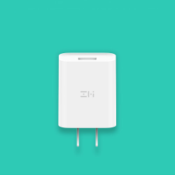 ZMI 18W QC3.0 Fast Charging USB Charger Adapter For iPhone XS 11Pro Huawei P30 Pro P40 Mate 30 5G Xiaomi Mi10 Oneplus 6Pro 7TPro