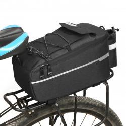 Outdoor Universal Waterproof Large Capacity Bike Seat Box Bag Bicycle Rear Seat Bag Cycling Equipment For MTB Electric Bike