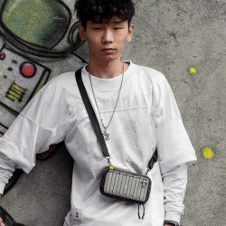 Baseus Travel Phone Bag 4 Layer PC Crossbody Bag Shoulder Bag
