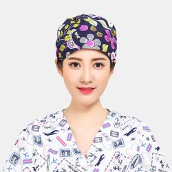 Professional Doctor Nurse Vet Surgical Caps Medical Scrub Cap