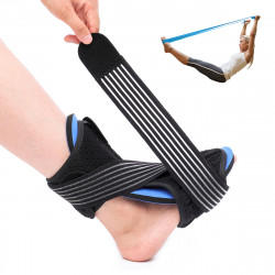 1Pcs Adjustable Ankle Support Sports Training Pain Relief Ankle Brace Protector