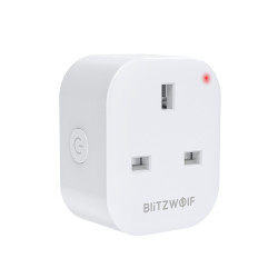 BlitzWolf BW-SHP11 16A 3520W UK Plug Smart Switch APP Remote Controller Timer Work with Amazon Alexa Google Assistant