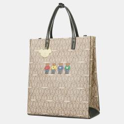 Women Casual Fashion Multifunction Bear Handbag