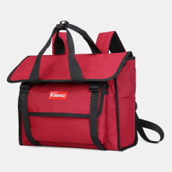 Men Women Nylon Large Capaticy Sporty Travel Backpack Gym Bag