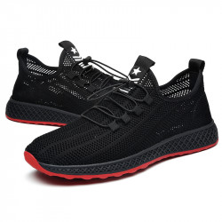 Men Mesh Lightweight Gym Tennis Shoes Sport Athletic Road Running Sneakers