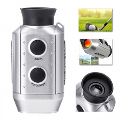 Golf Telescope970 Yards Digital 7x Telescope Distance Golf Rangefinder With Storage Bag Holder