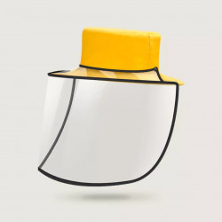 QBORN Children Dust-proof Splash-Proof Protective Mask Windproof Sunshade Removable Fisherman Hat From Xiaomi Youpin