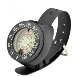 KEEP DIVING CP-991 50M Underwater Waterproof Luminous Diving Compass Wristband Compass Water Sports Equipment