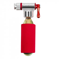 WEST BIKING CO2 High Pressure Air Pump Portable Mini Lightweight Inflator Bike Pump Without CO2 Tank