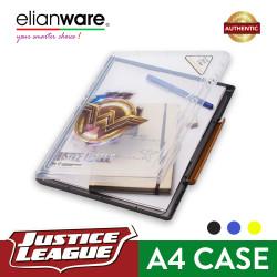 Elianware DC Justice League (300 Pcs A4 Paper) A4 File Folder Case