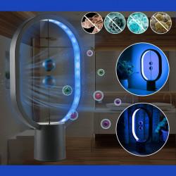 Balance Lamp UV Ultraviolet 99% Sterilization Light UVC Germicidal Disinfection LED Lamp