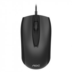 AOC MS120 Wired Mouse 2400DPI Desktop Gaming Optical Mice for Windows Vista / 7 / 8 / 10