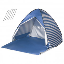 Outdoor Camping Waterproof Beach Tent UV-Proof Sunshade Tent For 2 Person  Portable Automatic Folding Tent Shelter