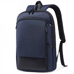 BANGE 77115 16inch Backpack Laptop Bag Waterproof Expandable Wearable Oxford Shoulder Handbag Camping Travel Bag