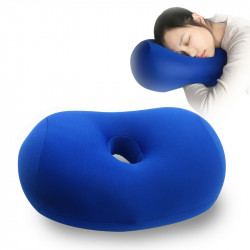IPRee Multifunctional Pillow Desk Nap Pillow Soft Comfortable Travel Office Sleeping Cushion