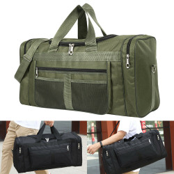 Large Capacity Duffle Bags Sports Travel Handbag Shoulder Bag Fitness Gym Yoga Bag