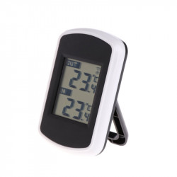 433Mhz Lcd Ambient Weather  Station Indoor Outdoor Thermomete