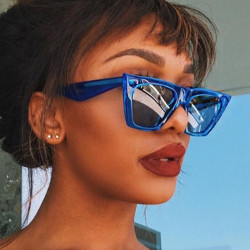 Men Fashion Retro Sunglasses Personality Women Sun Glasses