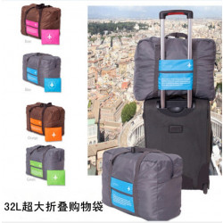 Travel Bag Foldable Luggage Bag Carry-On Storage Hand Bag S